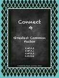 Connect 4 Greatest Common Factor