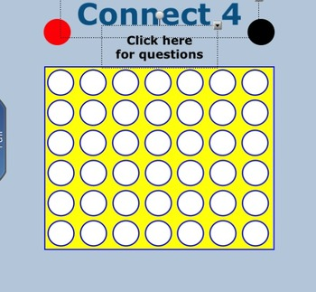 Connect 4 Muscular and Skeletal System Review Game