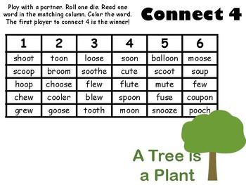 Connect 4 Phonics Game Journeys Unit 5