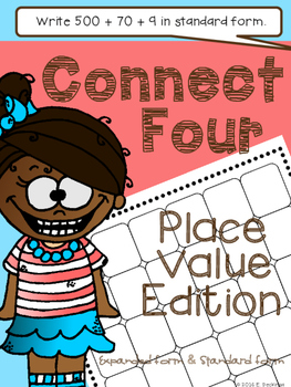 Connect 4: Place Value Edition