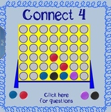 Connect 4 Problem Solving Game