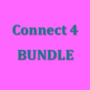 Connect 4 games in German Bundle