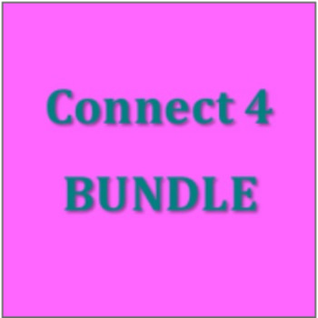 Connect 4 games in Latin Bundle