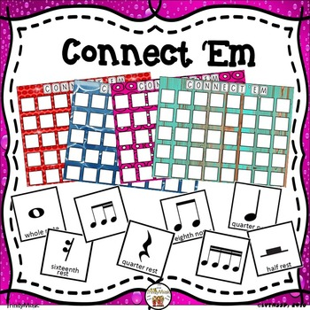 Connect 'Em (Rhythm Review Game)