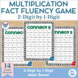 Multiplication Game 2 x 1 Digit