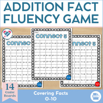 Addition Game 1+1 Digit