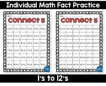 Multiplication Game 1x1 Digit