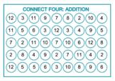 Connect Four: Addition & Subtraction