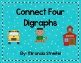 Connect Four - Digraphs sh, th, ch, & wh