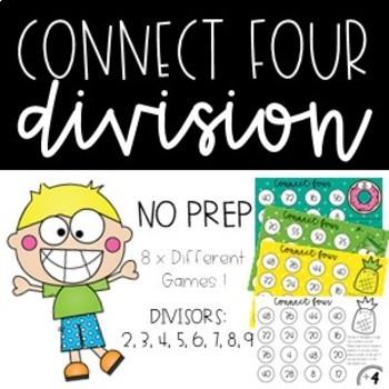 Connect Four Division