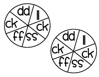 Connect Four Double Consonants and CK Game