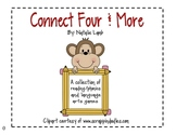 Connect Four & More- Phonics and Language Arts Games Sample Pack