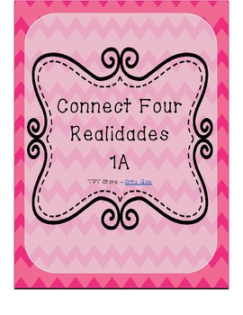 Connect Four (Realidades I - 1A)