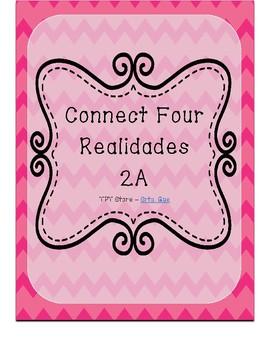 Connect Four (Realidades I - 2A)