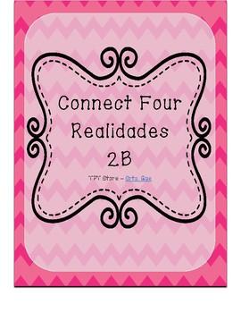 Connect Four (Realidades I - 2B)