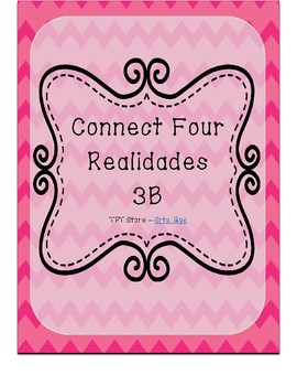 Connect Four (Realidades I - 3B)