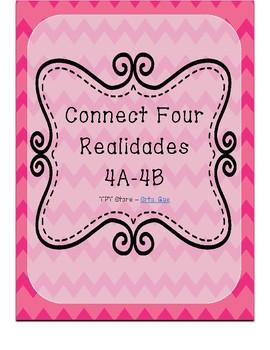 Connect Four (Realidades I - 4A & 4B)