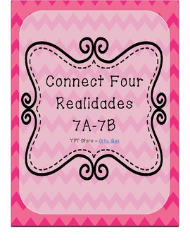 Connect Four (Realidades I - 7A)