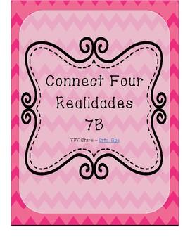 Connect Four (Realidades I - 7B)