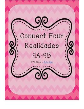 Connect Four (Realidades I - 9A & 9B)