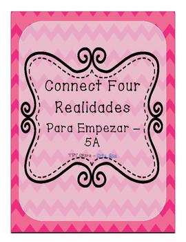 Connect Four (Realidades I - Para Empezar - 5A)