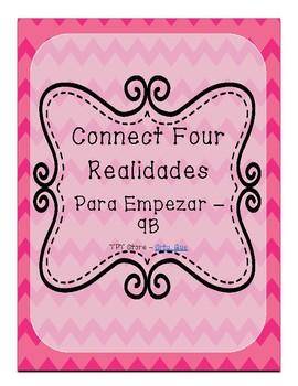 Connect Four (Realidades I - Para Empezar - 9B)