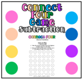 Connect Four SUBTRACTION