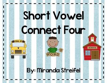 Short Vowels Connect Four
