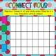 Connect Four Smart Board Interactive Powerpoint