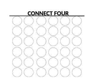 Connect Four Style Game Board