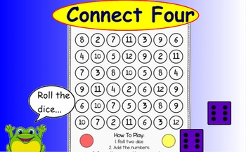 Connect Four for MATH
