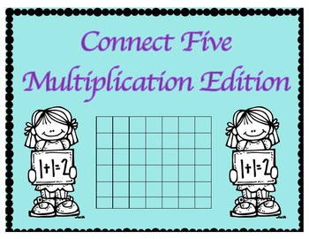 Connect It - Multiplication Game