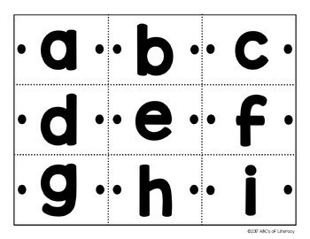 Connect Links CVC Spelling Word Work Activity