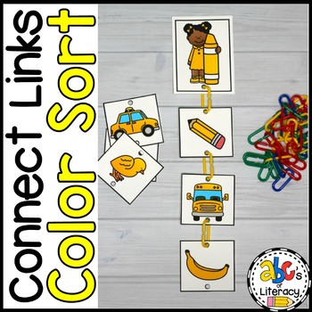 Connect Links Color Sort Cards
