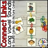 Connect Links Long Vowel Sounds Sort Cards
