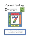 Connect Spelling – Second Grade