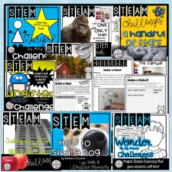 STEM Activities and Challenges Connected to Literature