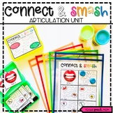 Connect & Smash: Articulation Tracing Unit in Speech Therapy