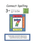 Connect Spelling – Third Grade