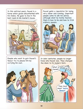 Connect: Stories Behind Idioms 2