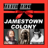 Connect The Dots - Famous Faces - Jamestown Colony