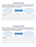 Connect Two Vocabulary Strategy