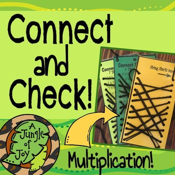 Connect and Check Multiplication!