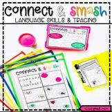 Connect and Smash: Language Skills Fine Motor Speech Thera