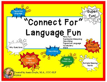 Connect for Language Fun Mats