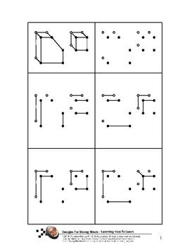 Connect the 3D Dots Bundle Lesson Set 8