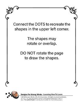 Connect the 3D Dots Bundle Lesson Set 9