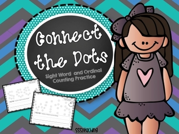 Connect the Dot Sight Words