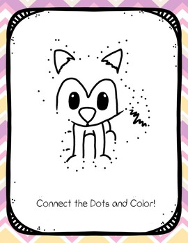 Connect the Dots Fox