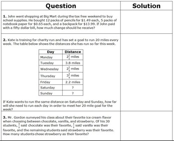 Connect the Dots: Fraction and Decimal Operations Practice